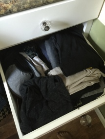 "I've yet to ""kondo-fold"" my clothes, but they all fit!"